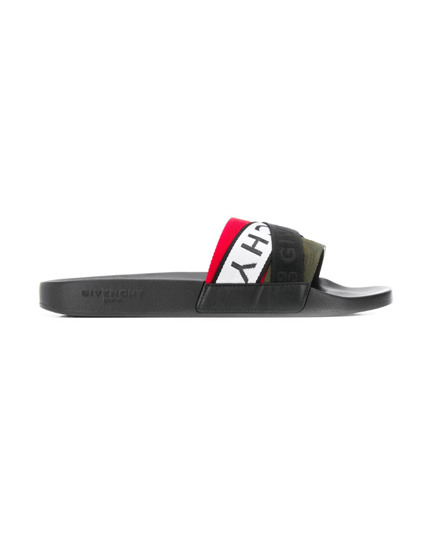 Givenchy Contrast Logo Slides In 960 Multi