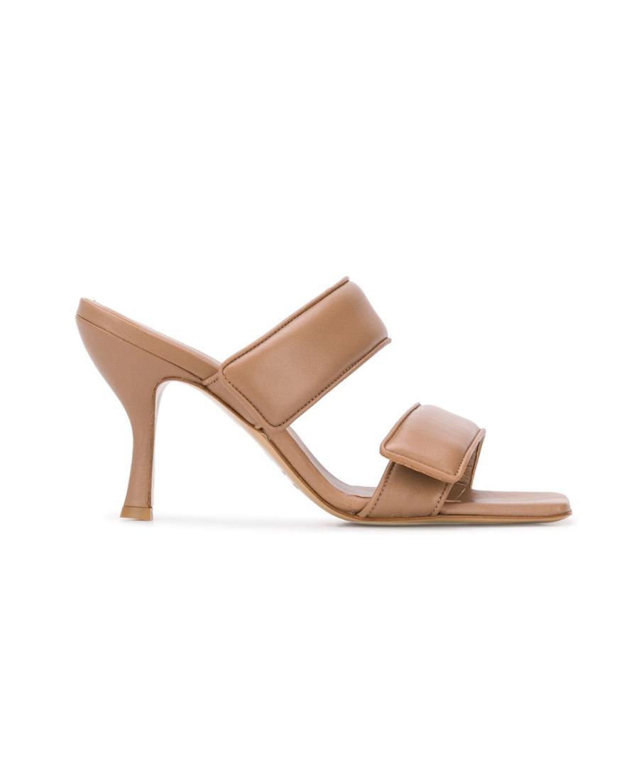 Gia Couture 双带高跟凉鞋