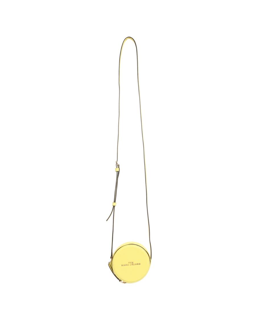 Marc Jacobs 印花单肩包 In Yellow