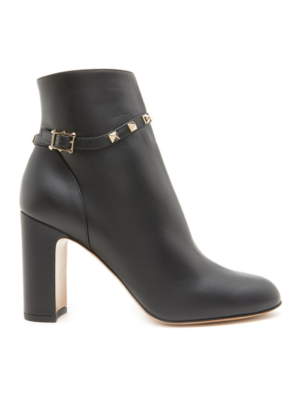 Valentino 'Rockstud' Shoes In Black