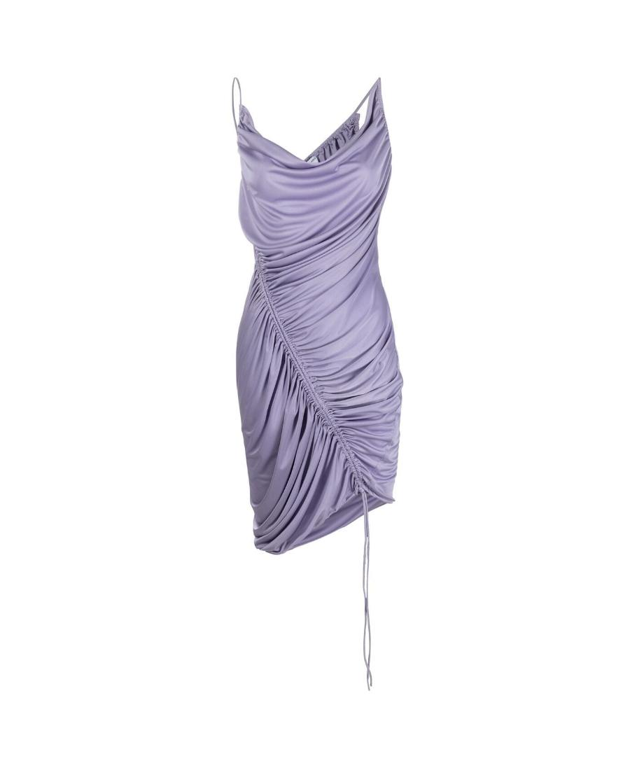 Bottega Veneta 缎面针织连衣裙