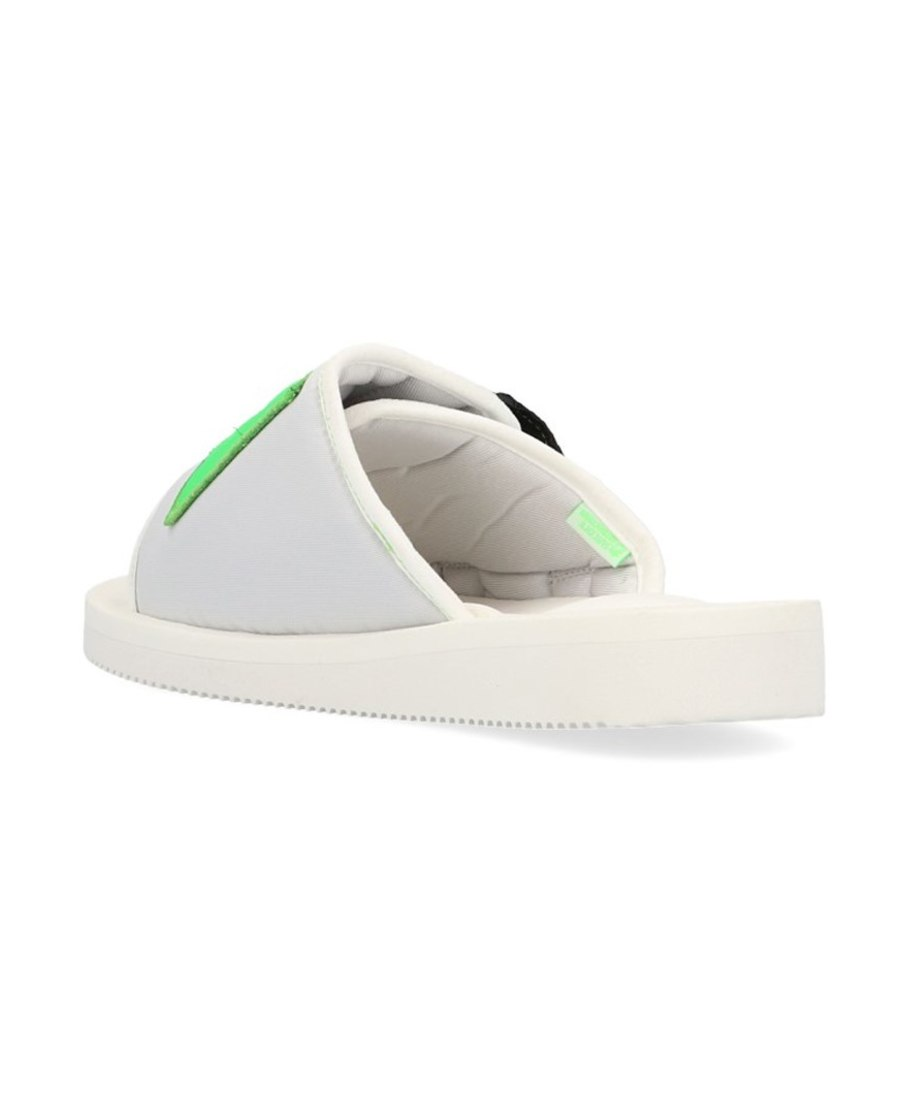 eebfe5832050 Palm Angels Suicoke Slide Sandals In White