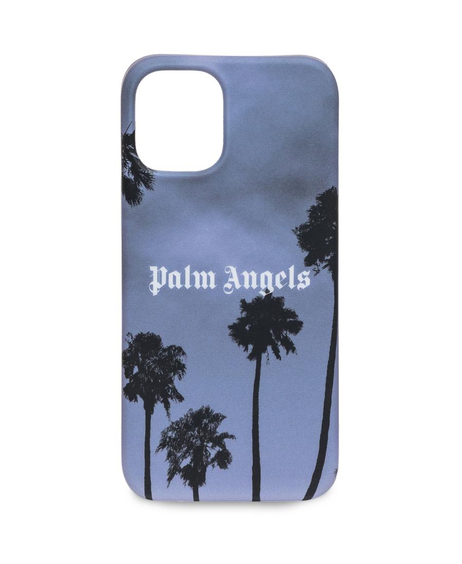 Palm Angels Iphone 12 Palms Boulevard 手机壳 In Blue