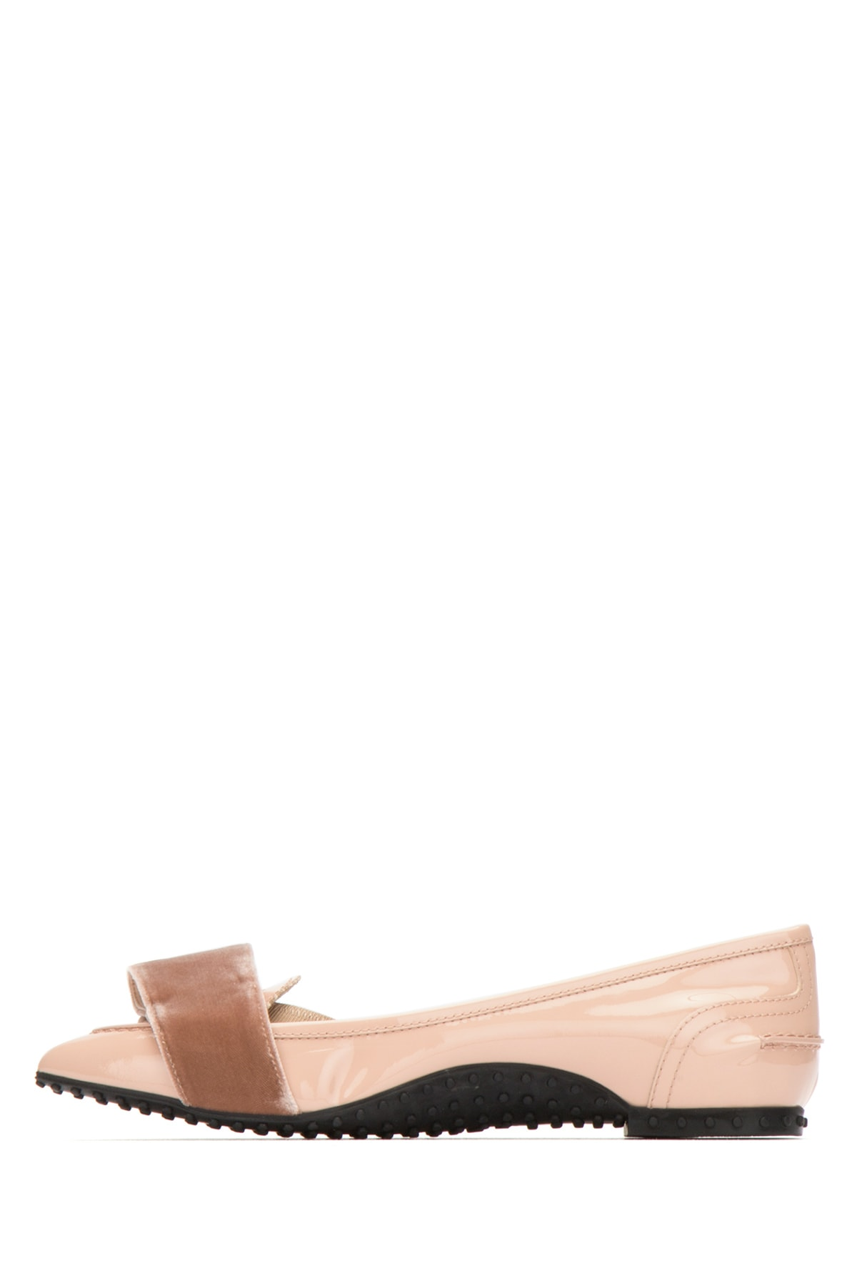 Leather In In Ballerinas Pink Pink Leather Ballerinas LRjqA354